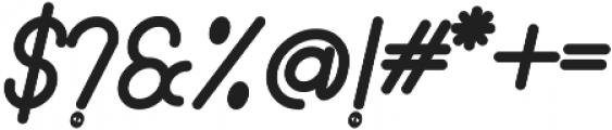 Lamborgini Extra Bold Italic ttf (700) Font OTHER CHARS