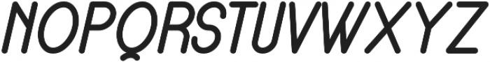 Lamborgini Extra Bold Italic ttf (700) Font UPPERCASE