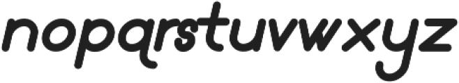 Lamborgini Extra Bold Italic ttf (700) Font LOWERCASE