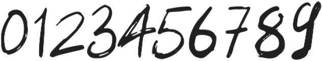 Landmark otf (400) Font OTHER CHARS