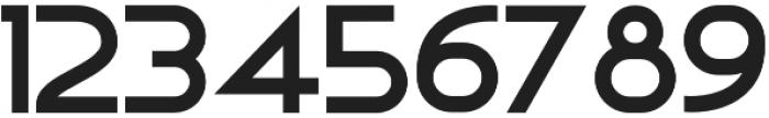 Landor Display otf (400) Font OTHER CHARS