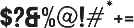 Lanekcut otf (400) Font OTHER CHARS