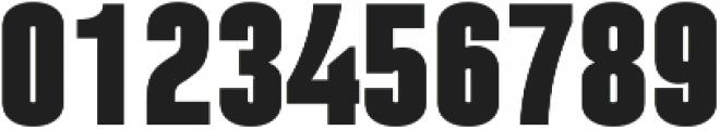 Laqonic 4F Unicase Black otf (900) Font OTHER CHARS