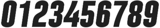Laqonic 4F Unicase otf (700) Font OTHER CHARS