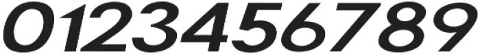 Laria Italic otf (400) Font OTHER CHARS