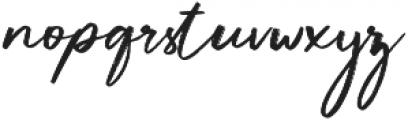 Larissa otf (400) Font LOWERCASE