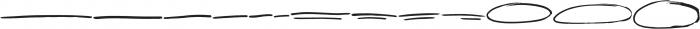 Larkspur Shapes Regular otf (400) Font LOWERCASE