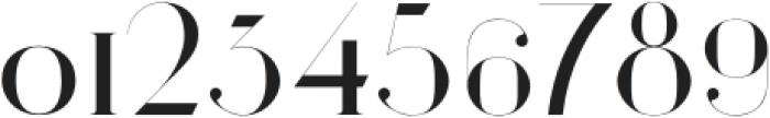 Larumi Bold otf (700) Font OTHER CHARS