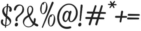Laskar Regular Regular otf (400) Font OTHER CHARS