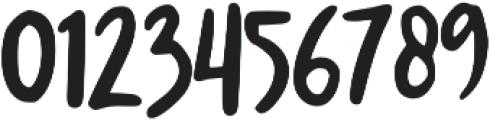 Last Cake otf (400) Font OTHER CHARS