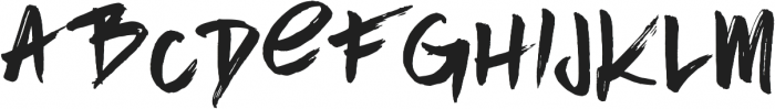 Last and Chaos ttf (400) Font LOWERCASE