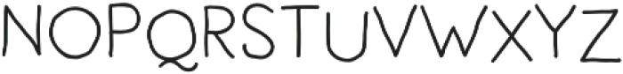 Latype Sans otf (400) Font UPPERCASE