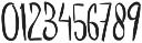 Layla Brush otf (400) Font OTHER CHARS