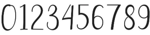 lanara Script otf (400) Font OTHER CHARS