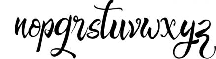 Langit Merah Font with Bonus 6 Dark Texture Backgrounds Font LOWERCASE