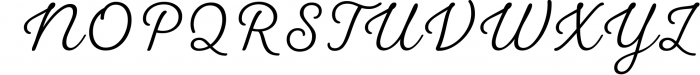 Laurelle 1 Font UPPERCASE