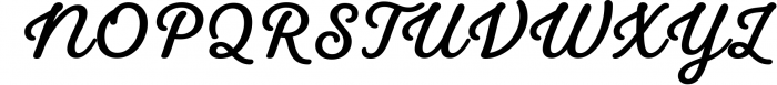 Laurelle 2 Font UPPERCASE