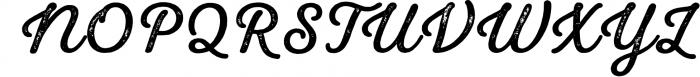 Laurelle 3 Font UPPERCASE