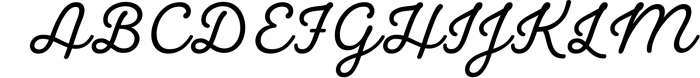 Laurelle Font UPPERCASE