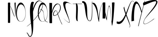 Lavender Font UPPERCASE