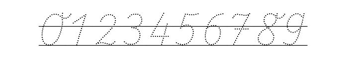 LA El 2 Italic Font OTHER CHARS