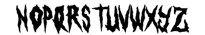 LAMEBRAINS Font LOWERCASE