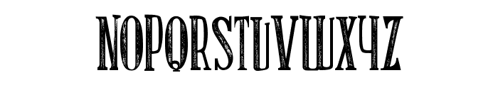 LATRUITEAPAPA Font UPPERCASE