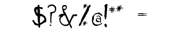 La Ment Font OTHER CHARS