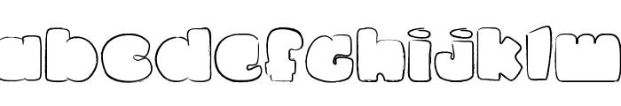 La petite puce Font UPPERCASE