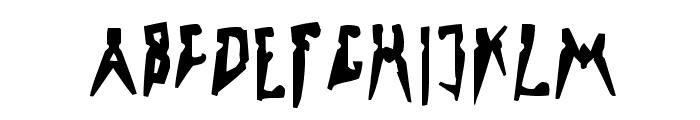 LaEdith Font UPPERCASE