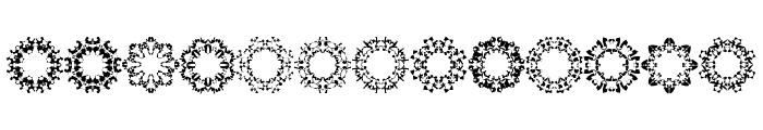 LaMorte10 Font LOWERCASE