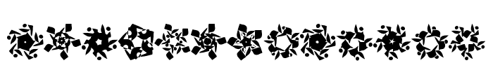 LaMorte6 Font LOWERCASE