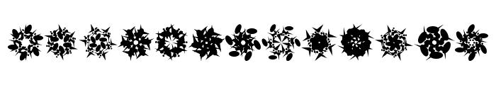 LaMorte9 Font LOWERCASE