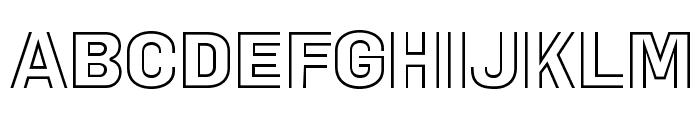 LaPejina-ffp Font UPPERCASE