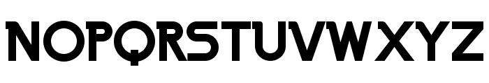LaPerutaFLF-Bold Font UPPERCASE