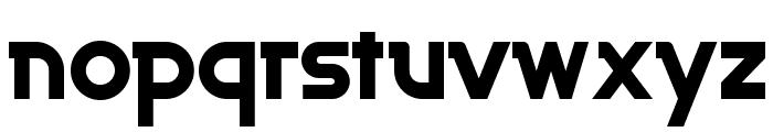 LaPerutaFLF-Bold Font LOWERCASE