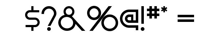 LaPerutaFLF Font OTHER CHARS