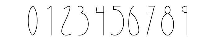 LaPiedrita Font OTHER CHARS
