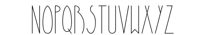 LaPiedrita Font LOWERCASE