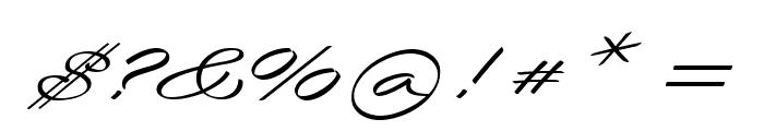 LaSonnambula-ffp Font OTHER CHARS