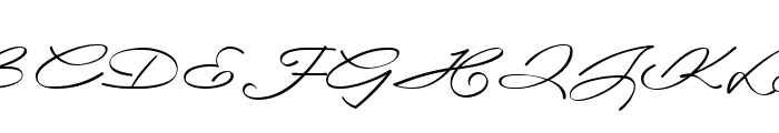 LaSonnambula-ffp Font UPPERCASE