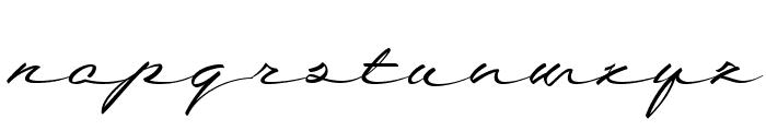 LaSonnambula-ffp Font LOWERCASE
