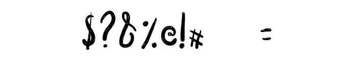 Labai Font OTHER CHARS