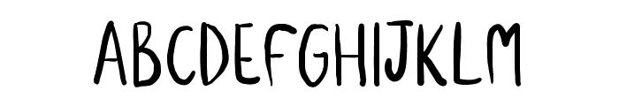 Labai Font UPPERCASE