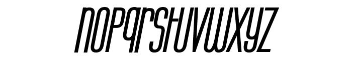 Labtop Unicase Bold Italic Font LOWERCASE