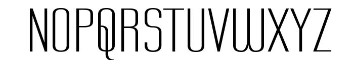Labtop Unicase Upper Wide Font UPPERCASE