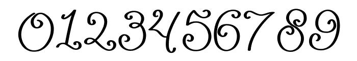 Lacoruna Font OTHER CHARS