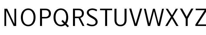 Lacuna Regular Font UPPERCASE