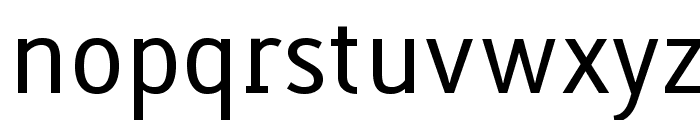 Lacuna Regular Font LOWERCASE