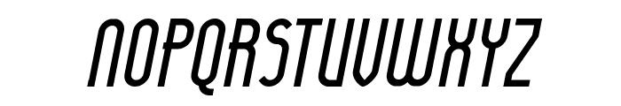 Lady Ice Italic Font UPPERCASE